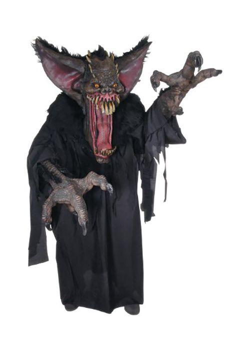bat creature scary halloween costume