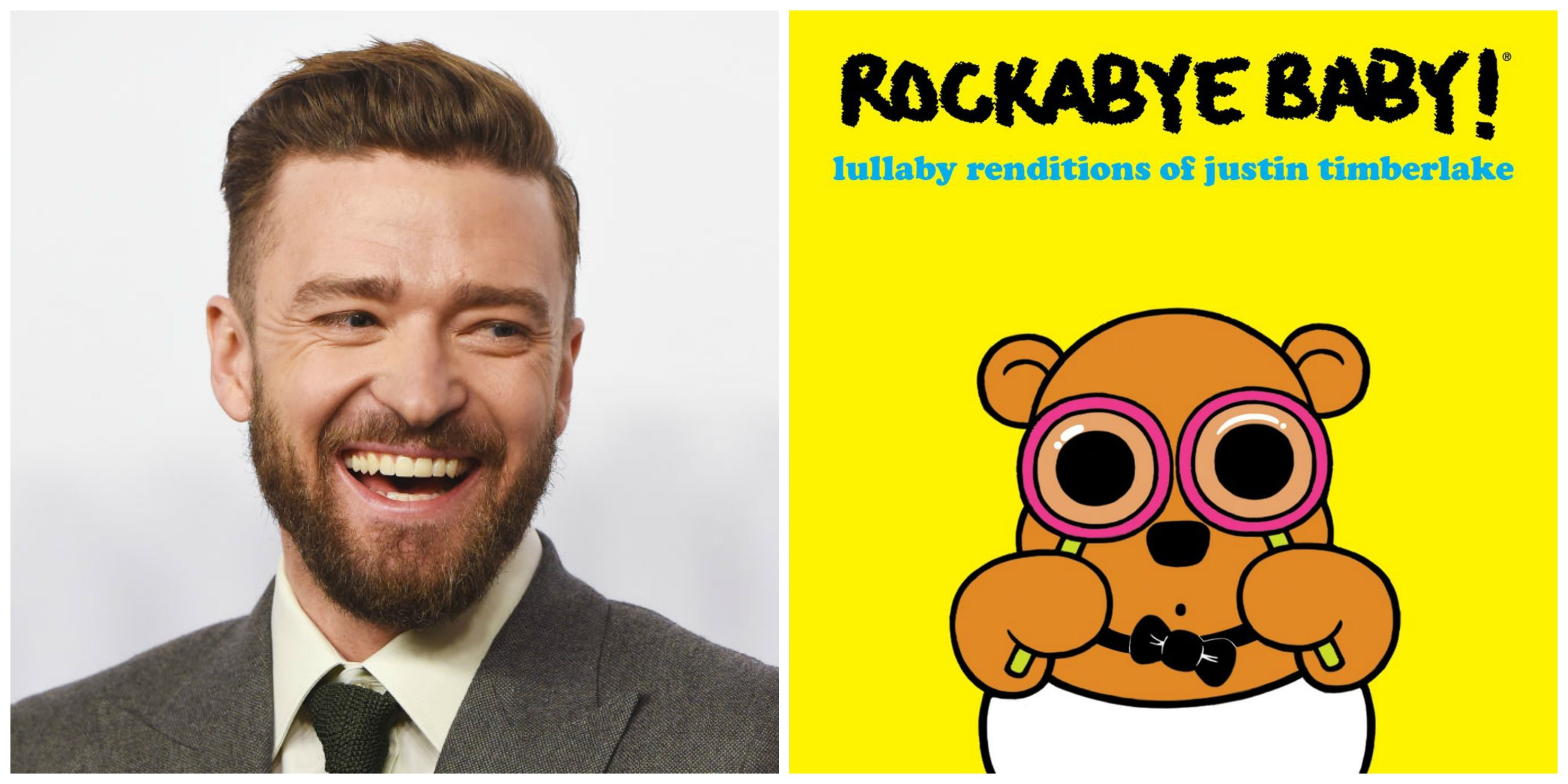 Justin Timberlake Makes Lullaby Album - Justin Timberlake Makes ...