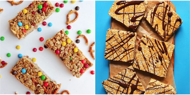 35 healthy granola bar recipes how to make granola bars whip up these easy bars ccuart Image collections