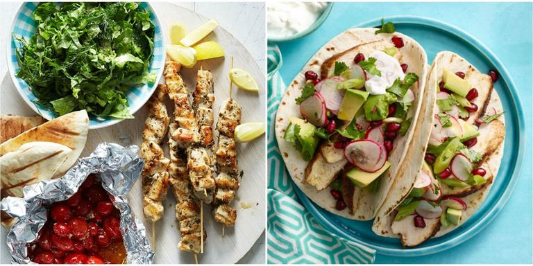 60 easy chicken breast recipes we love best ways to for Things to make for dinner with chicken