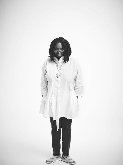 Clothing, Sleeve, Standing, White, Style, Street fashion, Monochrome, Jacket, Hood, Monochrome photography,