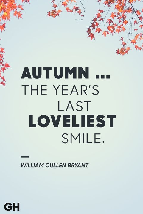 Fall Quotes Interesting 48 Best Fall Quotes Sayings About Autumn