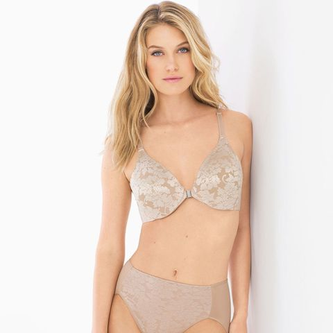 4c135051cf Soma Vanishing Back Unlined Front Close Bra Review
