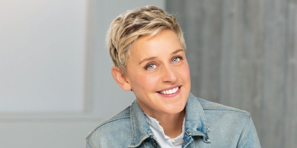 e2b971206b26 Ellen DeGeneres Quotes for a Happier Life - Interview with Ellen DeGeneres
