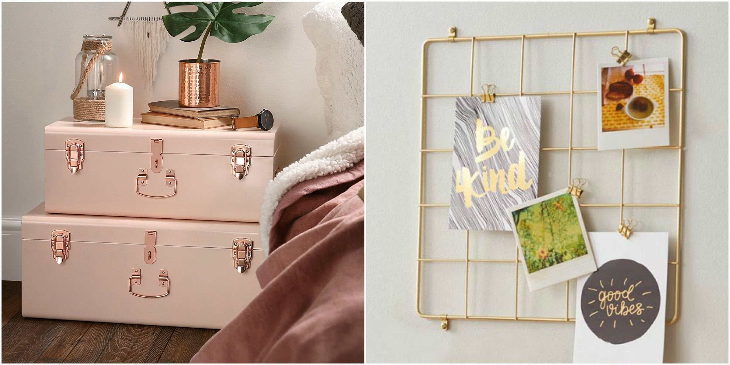 13 Dorm Room Ideas - Decor & Storage Items for College Dorm Rooms