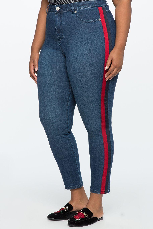 18 Best Jeans For Body Type Fitting Women Cut Black Blue