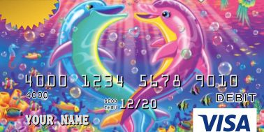 Lisa Frank Launches Debit Card Line