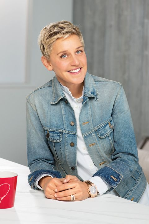 56ee044baa85 Ellen DeGeneres Quotes for a Happier Life - Interview with Ellen ...