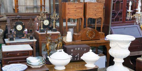 Antique, Room, Porcelain, Ceramic, Pottery, Furniture, Collection, Interior design, Tableware,