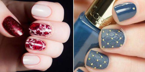 - 25 Thanksgiving Nail Art Designs - Ideas For November Nails