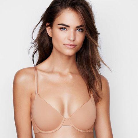 0d263b203b5d8 Victoria's Secret T-Shirt Lightly Lined Demi Bra Bra Review, Price ...