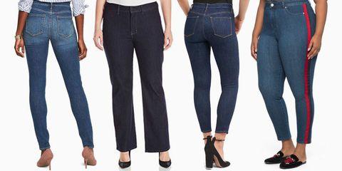 Womens Boyfriend Jeans Size 18