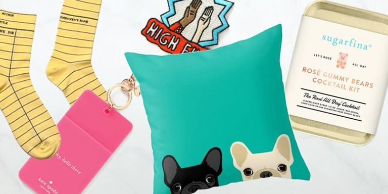40 best secret santa gift ideas for coworkers 2017 good secret personal ideas whether youre matched with your boss or bff negle Choice Image