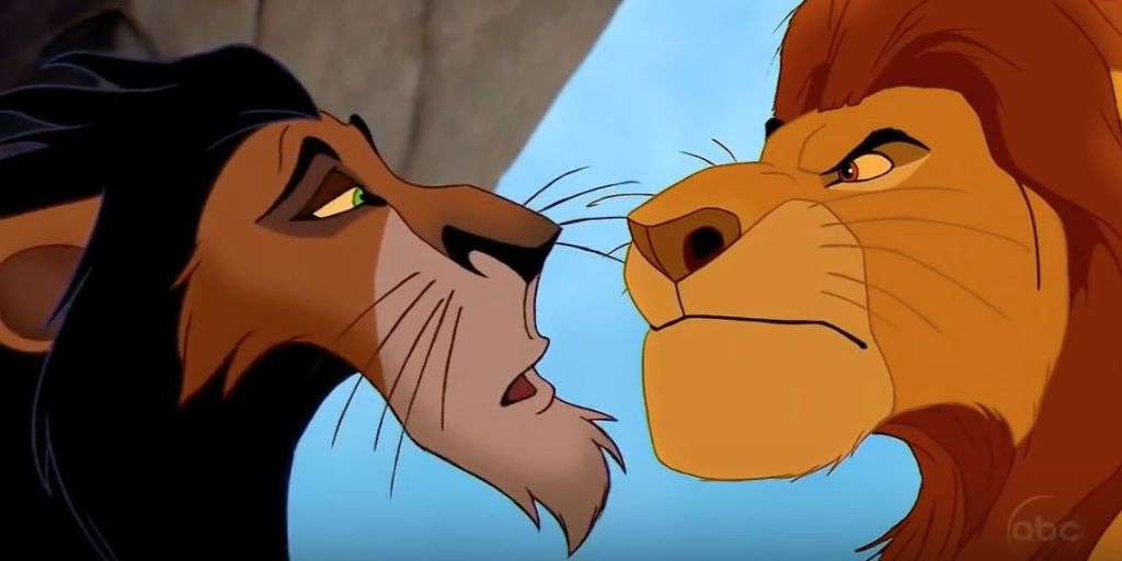 Scar And Mufasa Aren T Brothers Disney Announces Plot Twist