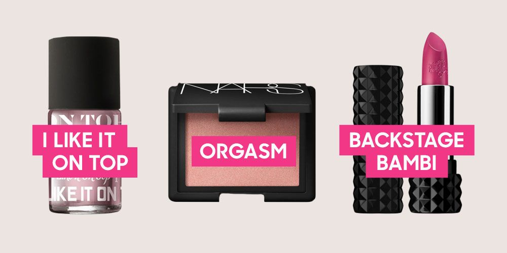 15 Beauty Products With Names So