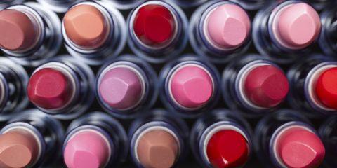 Pink, Cosmetics, Red, Lipstick, Product, Lip, Magenta, Lip gloss, Material property, Gloss,