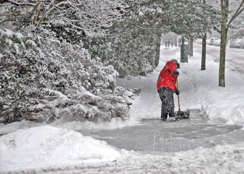 Snow, Winter, Freezing, Blizzard, Winter storm, Ice, Geological phenomenon, Tree, Snow removal, Playing in the snow,