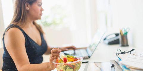 Eating, Fruit salad, Meal, Food, Salad, Lunch, Dish, Junk food, Cuisine, À la carte food,