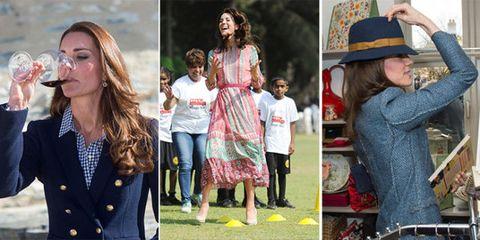 Clothing, Street fashion, Fashion, Hat, Footwear, Headgear, Fashion accessory, Collage, Textile, Fedora,