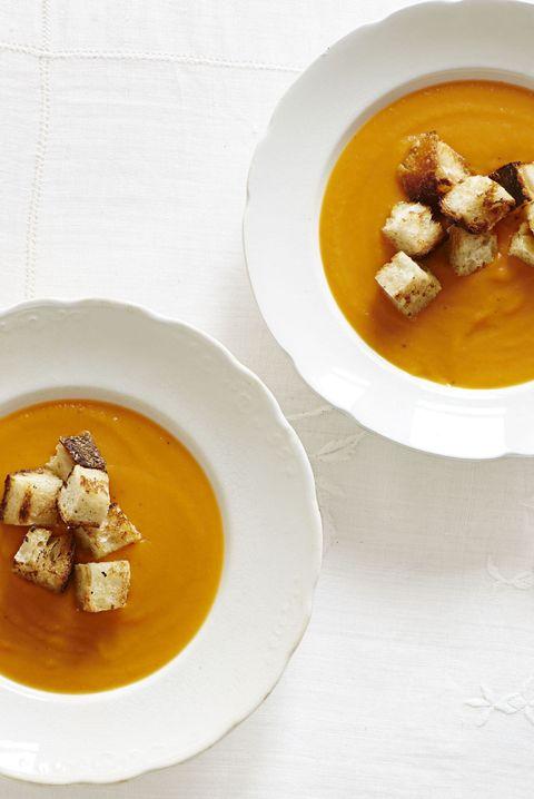 Ina Garten Thanksgiving Recipes -Winter Squash Soup