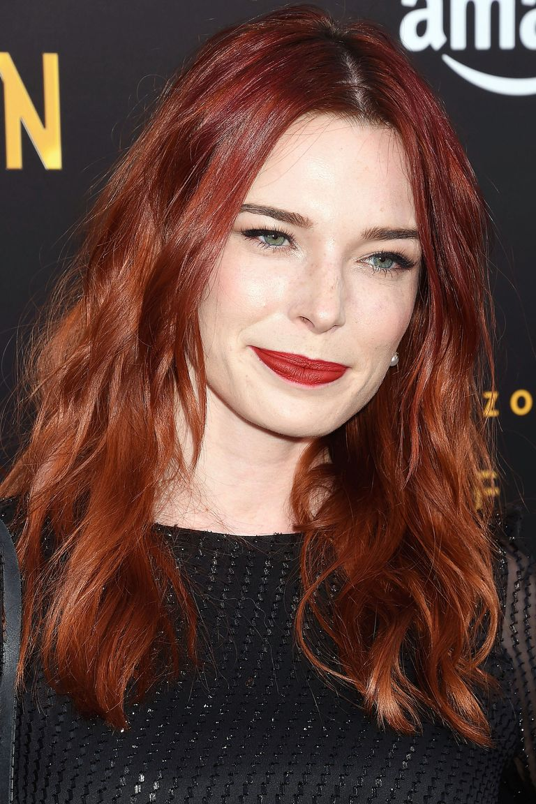 27 Red Hair Color Shade Ideas For 2018 Famous Redhead