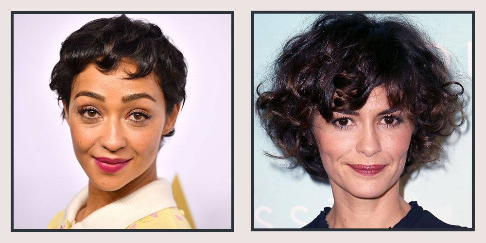 19 Celebrity Short Curly Hair Ideas Short Haircuts And Hairstyles