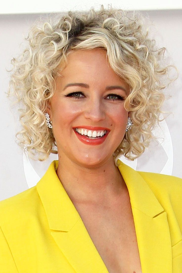 20 Best Short Curly Hairstyles 2019 , Cute Short Haircuts