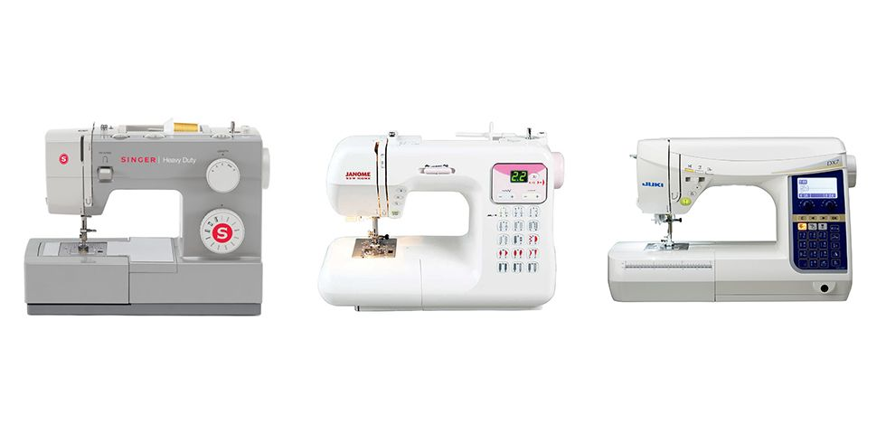 Best Sewing Machines Sewing Machine Reviews Magnificent Best Advanced Sewing Machine