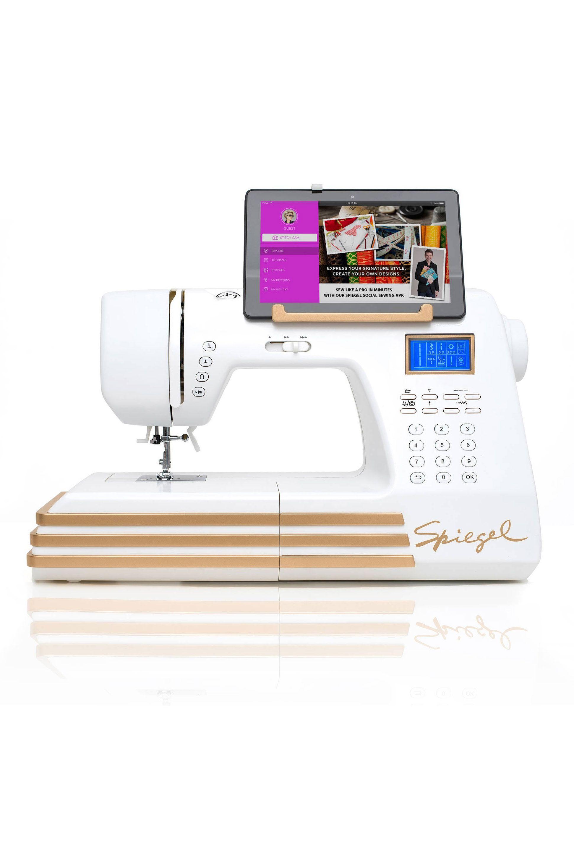 spiegel 60609 sewing machine