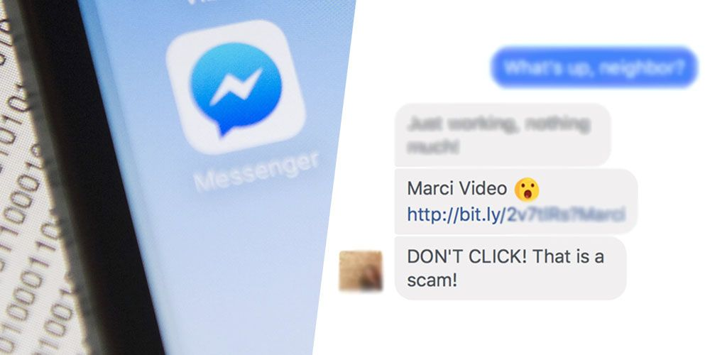 Facebook Messenger Scam Uses Your Friends to Hack Your Account