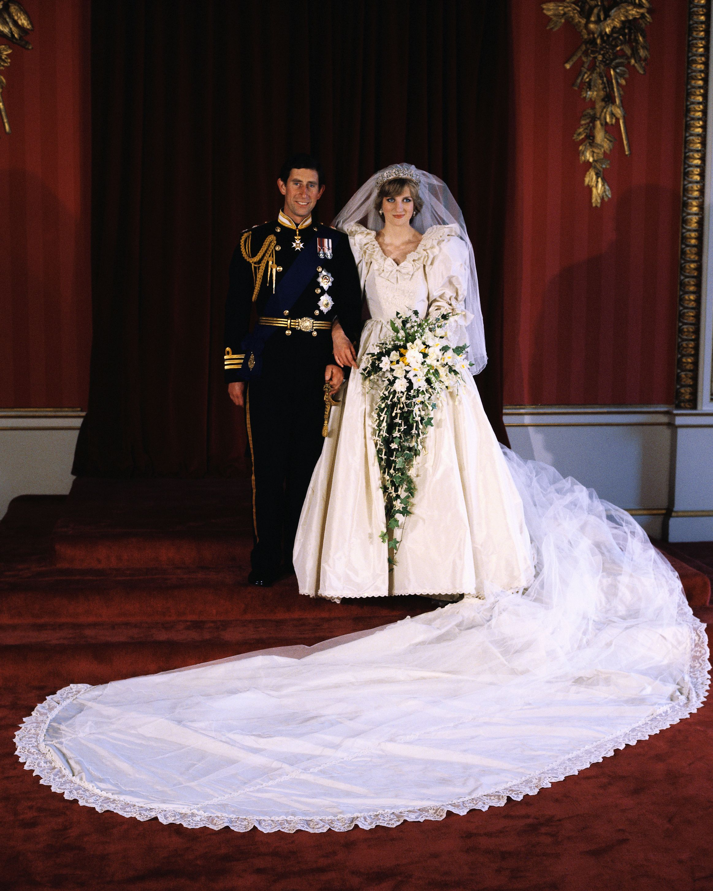 10 Things You Didn T Know About Princess Diana S Wedding