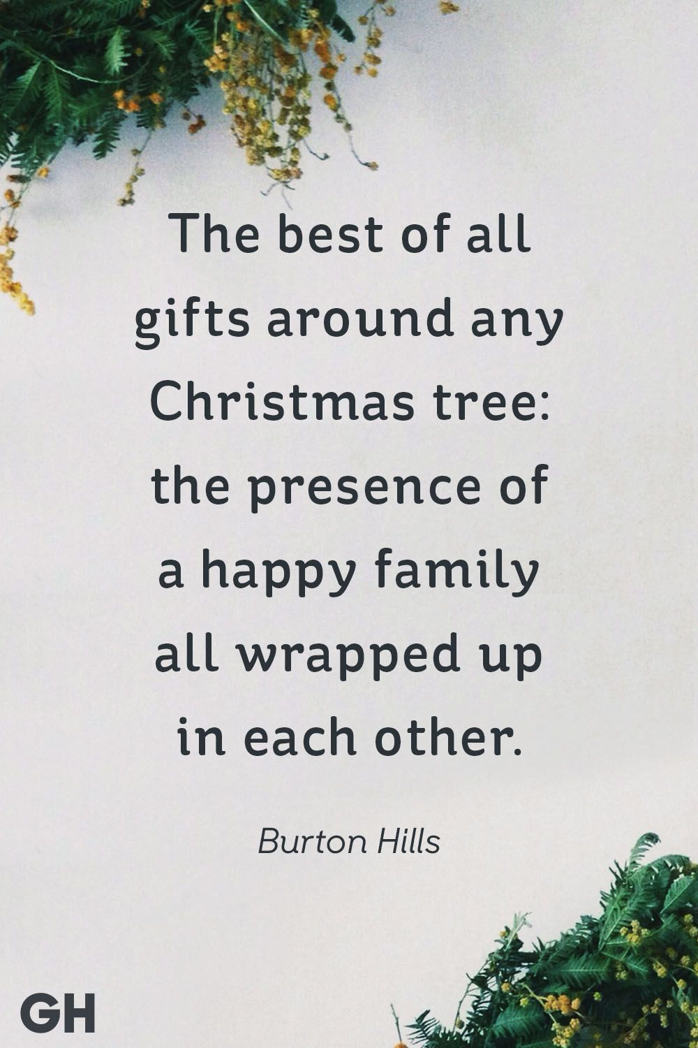 Christmas Quotes About Family 38 Best Christmas Quotes of All Time   Festive Holiday Sayings Christmas Quotes About Family