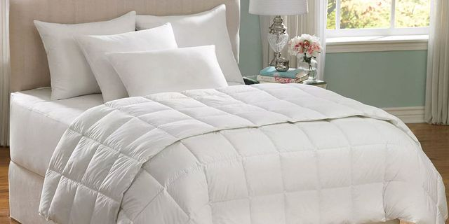 AllerEase Hot Water Washable Comforter Review, Price and