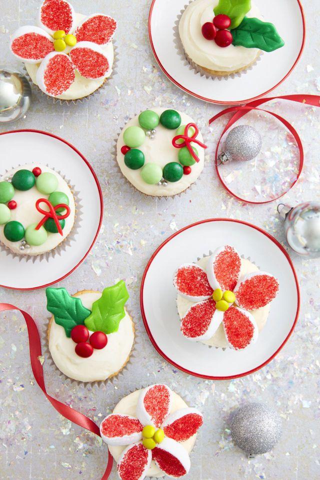 30 Adorable Cupcakes To Bake For Christmas Recipes For Christmas