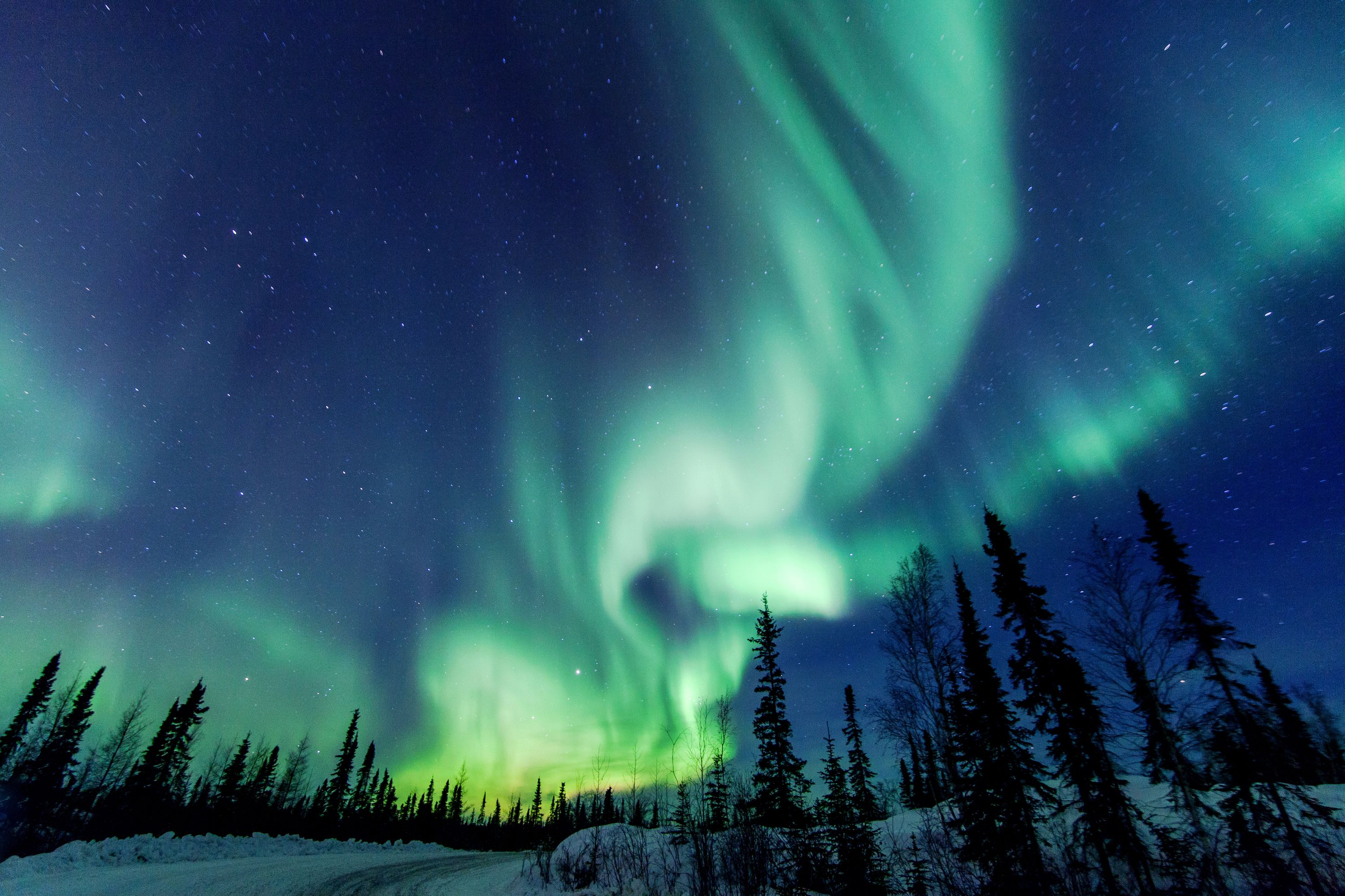 The Northern Lights Will Be Visible in the United States Tonight