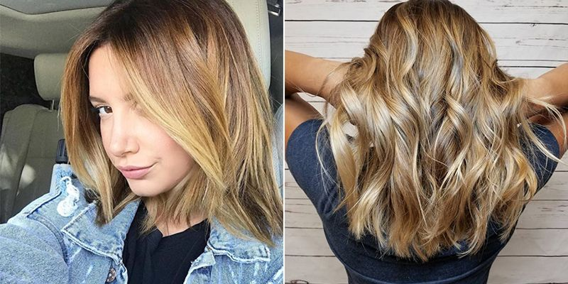 The Color Melting Hair Trend Is About To Be Everywhere This Fall