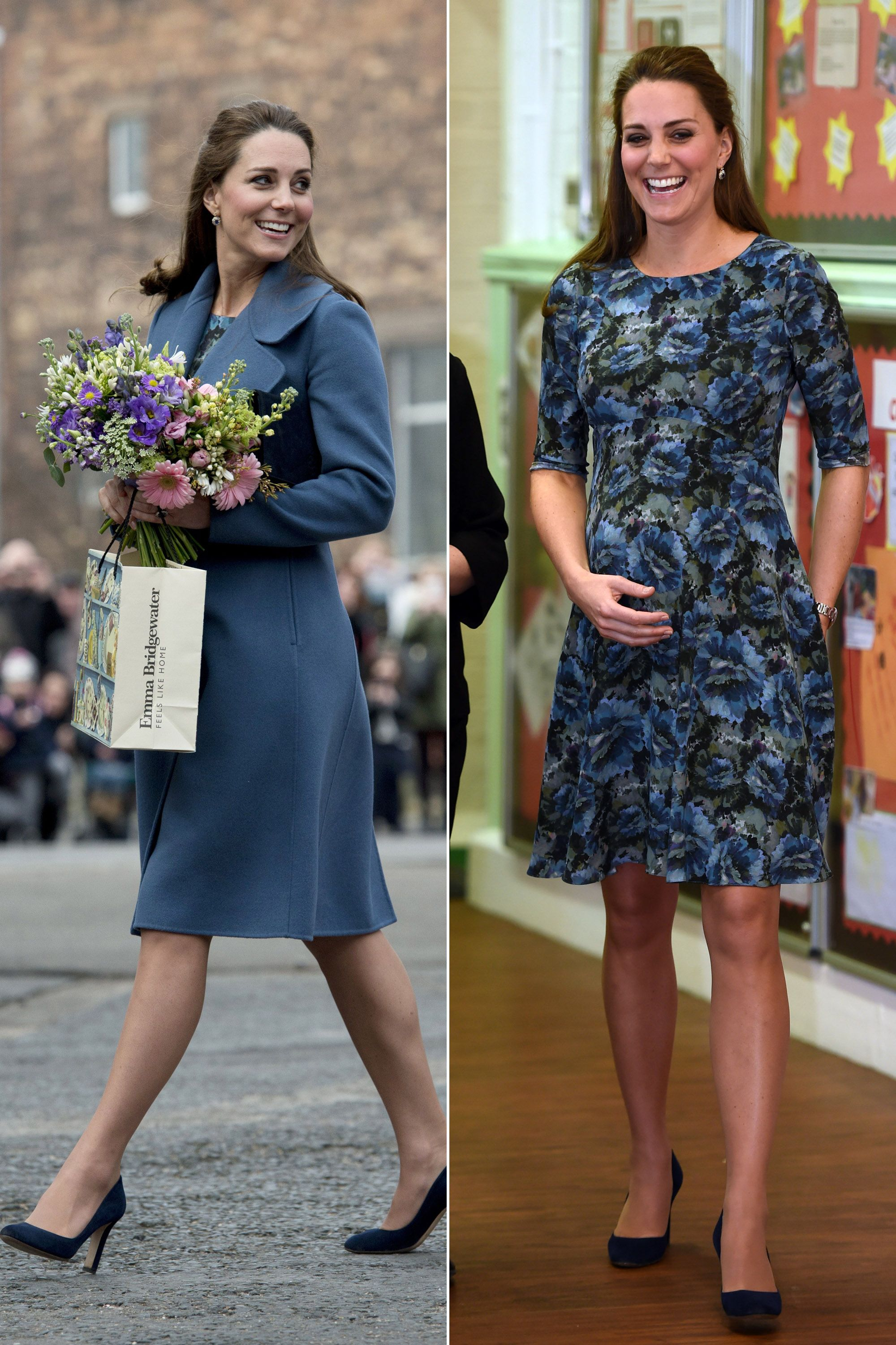 50 Best Kate Middleton Pregnant Style Looks Princess Kate