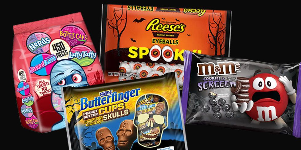 The Best Halloween Candy for Adults
