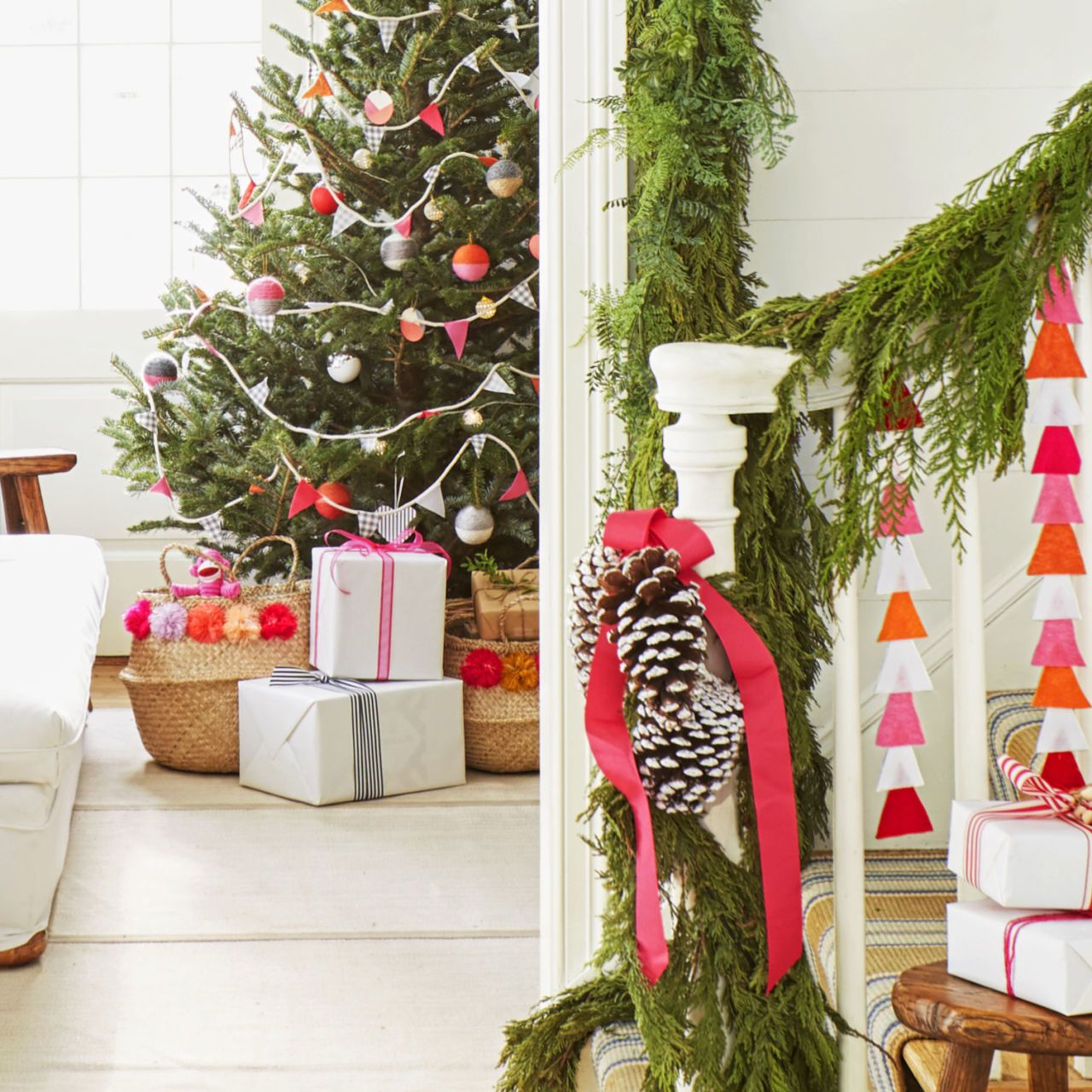 80 Christmas Decorating Ideas For A Joyful Holiday Home. Skip Ad