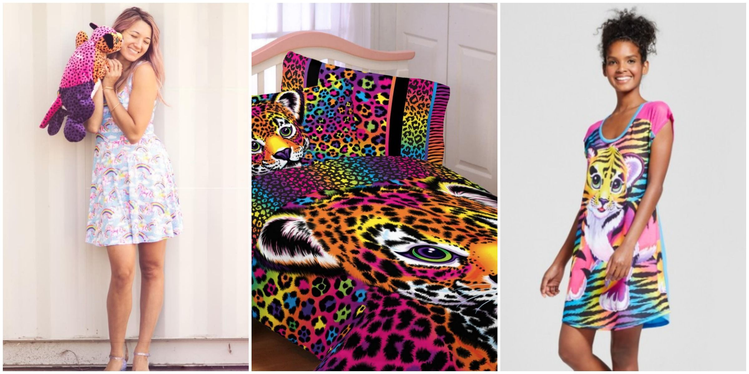 22cee26b578 Lisa Frank Products You Can Buy Now - Lisa Frank Bedding