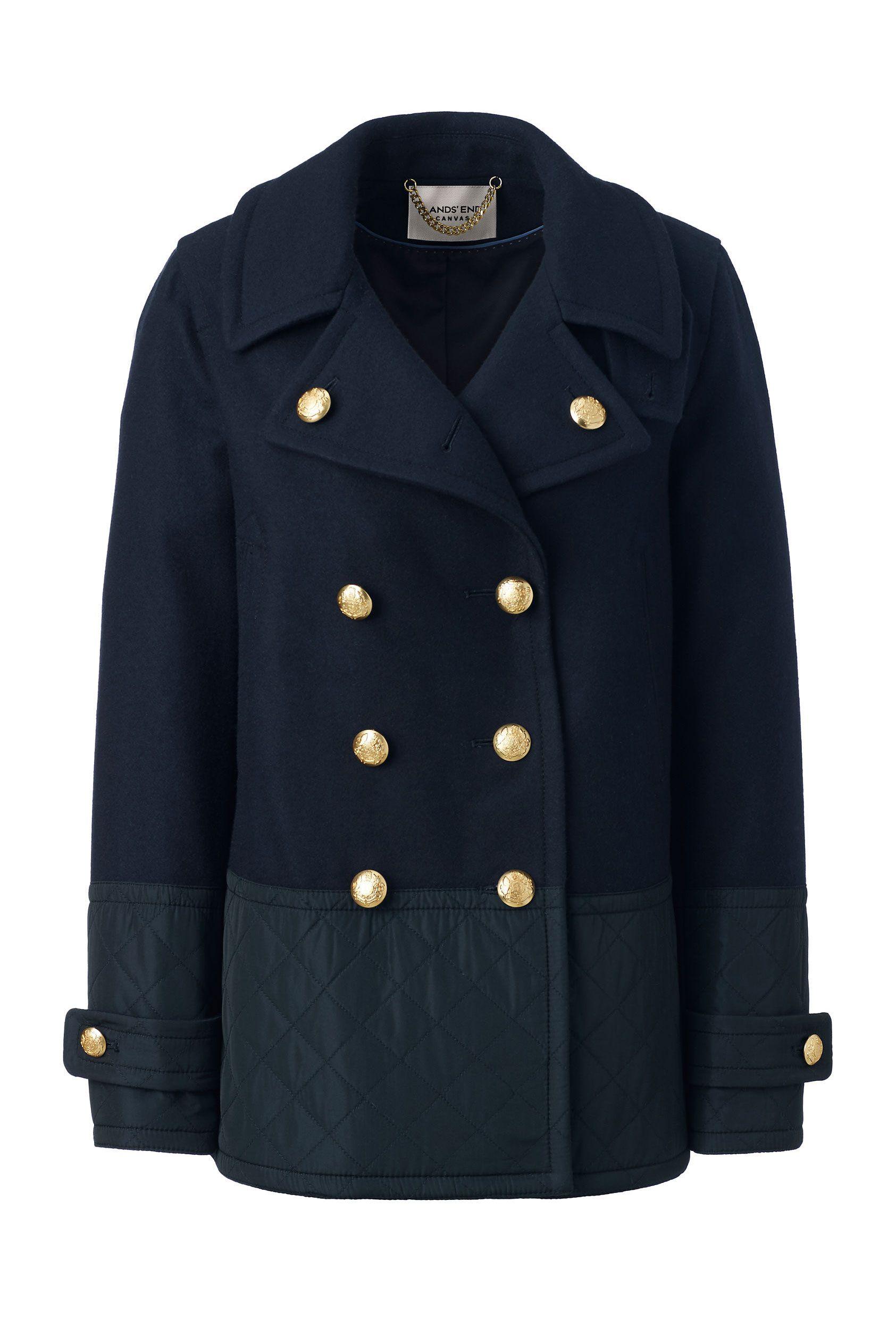 Below the Knee Winter Coat