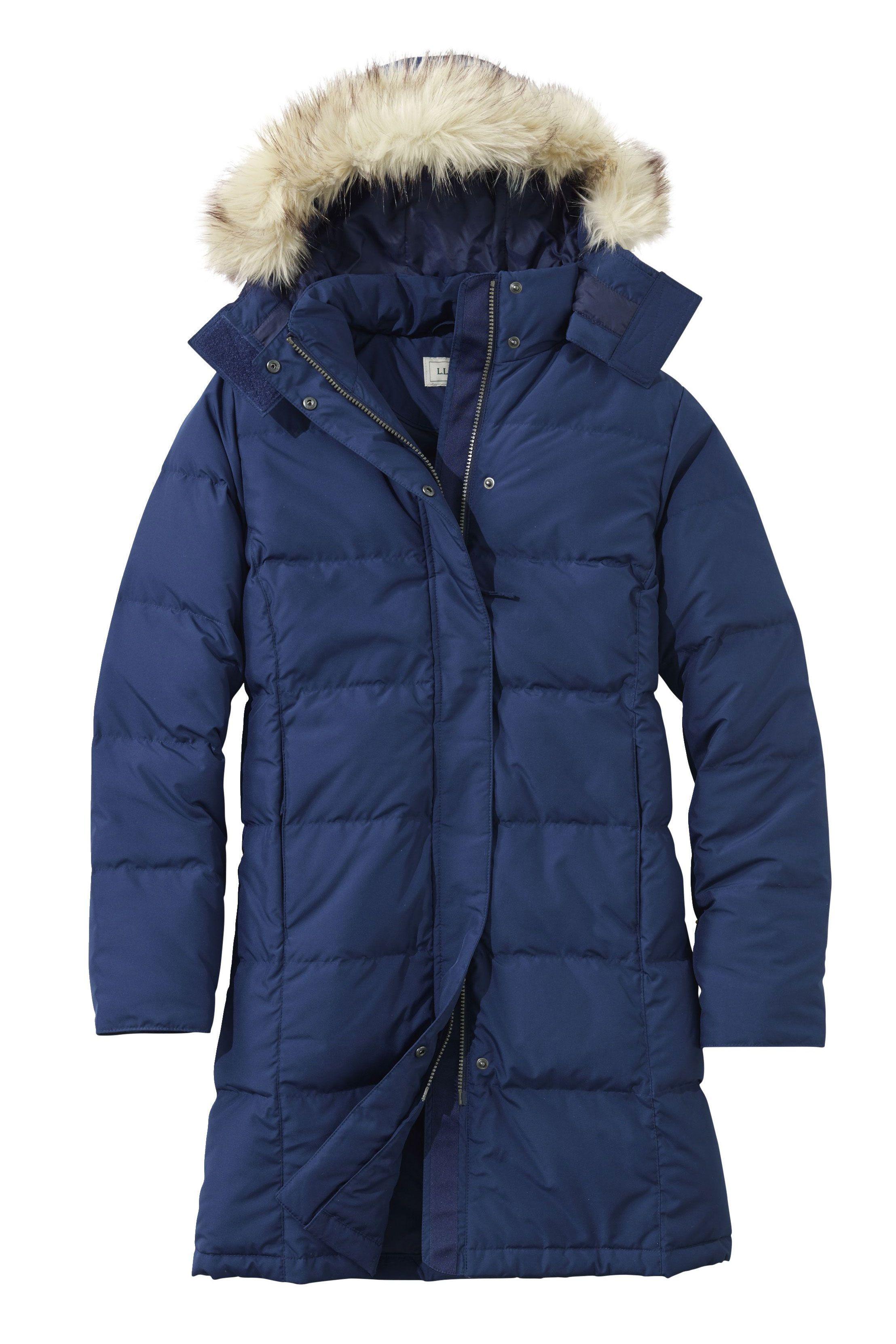 l.l. bean ultrawarm coat