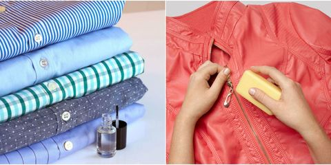Turquoise, Pink, Textile, Outerwear, Hand, Button, Jacket, Jeans, Pattern, Linens,