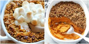 Sweet Potato Casseroles For Thanksgiving