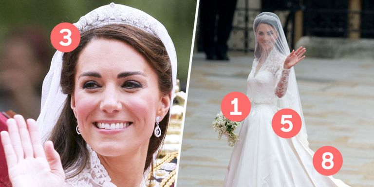 10 things you didnt know about kate middletons wedding dress kate middleton wedding dress junglespirit Images