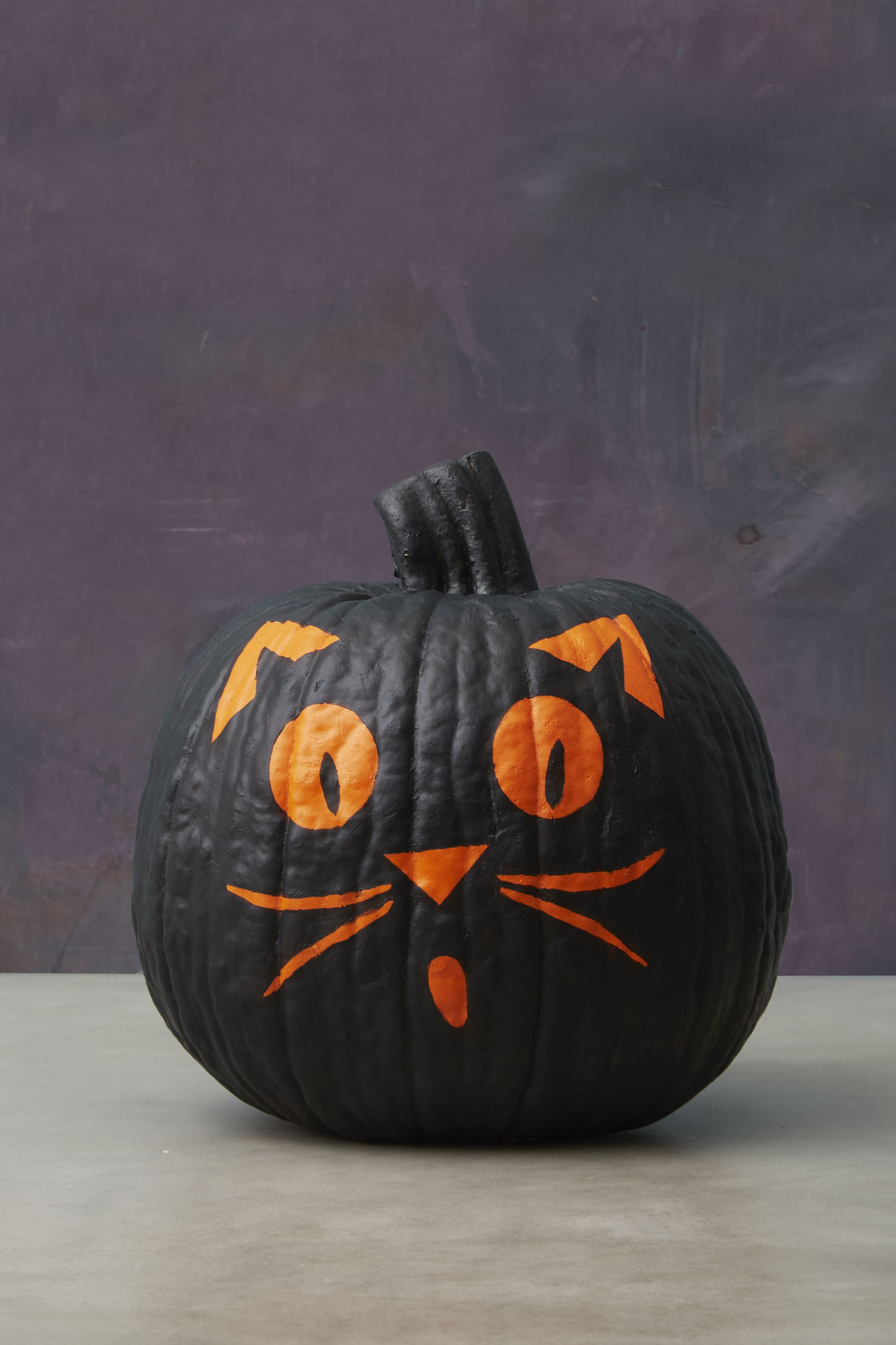 30+ Pumpkin Painting Ideas , Painted Pumpkins for Halloween 2018