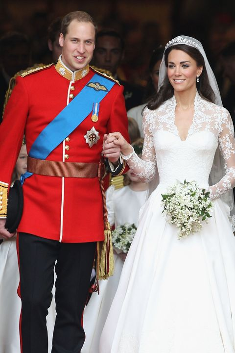kate middleton wedding dress prince william