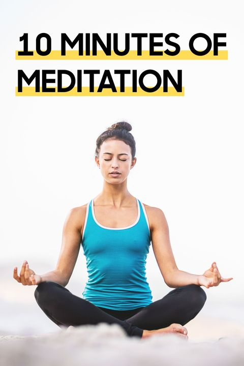 meditation health