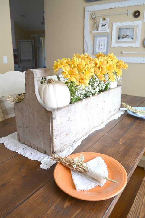 31 Easy Thanksgiving Centerpieces For Your Holiday Table Diy