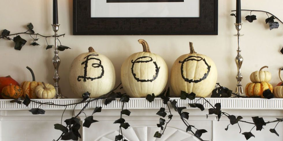 Pumpkin designs we love for decorating